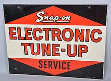 Snap-On Sign.