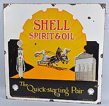 Shell Spirit & Oil
