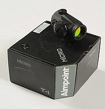 Aimpoint T-1 Micro Red Dot Sight.