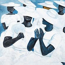 Jonathan Green - Dressed in White