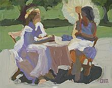 Peggy-Kroll Roberts - Summer Table