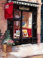 George Botich - Monmartre Sunset
