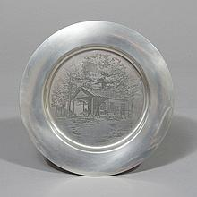 **Plate** Darell Koons - A Country Store