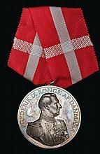 Denmark, Lifeboat Institution Centenary Medal 1952