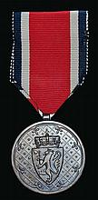 Norway, Korea Medal 1951-54, extremely fine and sc
