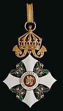 * Bulgaria, Order of Civil Merit, type 4 (1944-46)