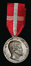 Denmark, Medal for Saving Life from Drowning, Fred
