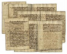 Extraordinary Spanish Inquisition Letter by Pope Clement VIII -- ''follow the errors of Mohamed...enforce greater punishments...cut off the lethal cult...by appointing more inquisitors''