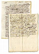 Autograph Letter by DOI Signer William Ellery