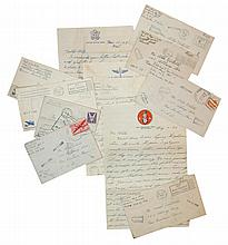 10 WWII Letters by a Pilot Before He Went MIA -- ''...Those Nazis are still plenty tough...Maybe Hitler will call it quits one of these days...the girls are all loused up and the town is wicked...''