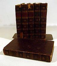 6V Livy /George Baker THE HISTORY OF ROME BY TITUS LIVIUS 1797 First Edition Antiquity Ancient Roman Legends Foundation Empire Augustus