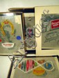 4 Pc. Posters 1970s ADVERTISING ART Pepsi Breweriana Signage Drawings