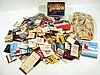 Vintage ESTATE COLLECTIBLES Large Front Strike Matchbook Collection Risque Foreign Stamps Cities Card Game E.E. Fairchild Corp. Rochester NY Las Vegas Casinos Restaurants Nightclubs
