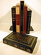 6V Signed Rakove Easton Press Truman Holmes Autocrat DELUXE EDITIONS IN DECORATIVE BINDING Folio Society Marco Polo Limited Editions Cather Anderson