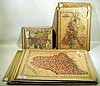 45 Pc. Antique HAND-COLORED U.S. & WORLD MAPS Johnson's Family Atlas 1864 Italy 1850 Roman Empire 1845