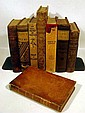 8V Decorative Antiquarian LITERATURE & POPULAR FICTION Alexander Pope Robert W. Service Charles Dickens Mother's Assistant