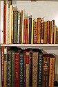 Vintage & Antique COLLECTIBLE ESTATE BOOKS Illustrated Limited Editions Classics Conrad Proust Rousseau Homer Virgil Aristophanes Wilde