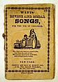 Isaac Watts WATT'S DIVINE AND MORAL SONGS FOR THE USE OF CHILDREN 1833 Antique Children's Literature Vignettes & Woodcuts