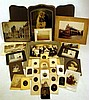 Antique PHOTOGRAPHS Tintypes Cabinet Cards Group Portrait Pictures