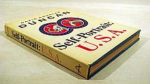 David Douglas Duncan SELF-PORTRAIT USA 1969 Author-Signed First Edition Photographic History Of 1968 Presidential Nominating Conventions