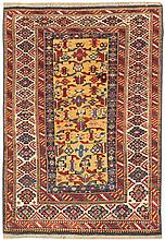 Antique Kuba Caucasian Rug 47058