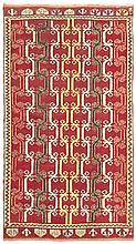 Antique Kirshehir Turkish Rug 46678