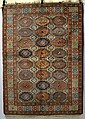 Turkish rug of Moghan design, modern, 6ft. 11in. x