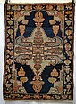Attractive Malayer rug, north west Persia, early