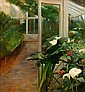 J. Johnston Inglis RHA (fl.1885-1903) The Conservatory