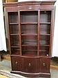 MAHOGANY ANDOVER ESTATE BOOKCASE, Flexsteel