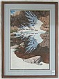 BEV DOOLITTLE LIMITED EDITION PRINT (American,