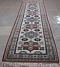 HAND KNOTTED ANATOLIAN RUNNER, Basmakci district