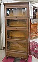 STACKING OAK BOOKCASE, Furniture Manufacturers