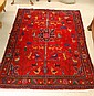 PERSIAN TRIBAL AREA RUG, Hamadan villages region,