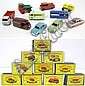TEN MATCHBOX TOY VEHICLES including numbers; 2