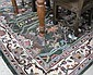 HAND KNOTTED ORIENTAL CARPET, Indo-Persian, Arts &