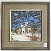 BEV DOOLITTLE OFFSET LITHOGRAPH (California, born