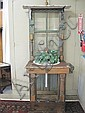 COUNTRY GARDEN ROOM SINK STAND, made up of a