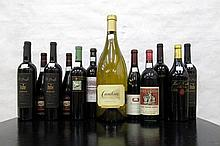 CALIFORNIA WINE COLLECTION, 27 total bottles,