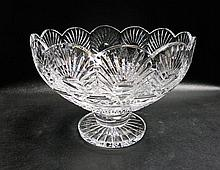 WATERFORD CRYSTAL DESIGNER STUDIO BOWL, limited