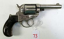 COLT MODEL 1877 LIGHTNING DOUBLE ACTION REVOLVER,