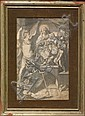 ANNIBALE CARRACCI COPPER ENGRAVING (Italian,
