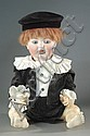 KAMMER AND REINHARDT TODDLER DOLL, having bold