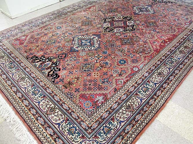 PERSIAN KERMAN CARPET, Kerman Province,