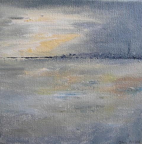 Gail  Fields  (contemp), oil on canvas