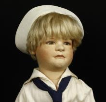 Original Felt Doll - R. John Wright