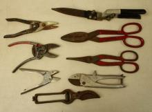 8 Snipping, Trimming Tools - Seymour Smith