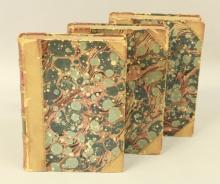 3 Lot Vintage Works Of Shakespeare Vol. 6,8,9