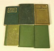 Antique Veterinarian, Farm, Livestock Books