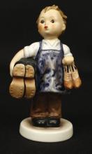 Goebel Hummel Figurine - Boots